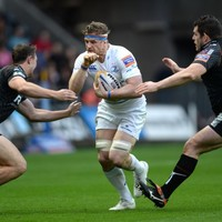 Leinster edged out by the Ospreys as Biggar's kicking makes the difference
