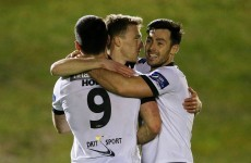 Dundalk power to Premier Divison summit after four-goal win over UCD