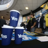 """It's about putting Scotland's future in Scotland's hand."" - Yes campaign looking to close referendum gap"