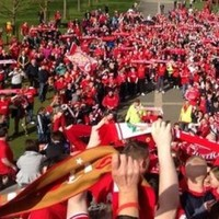 In pictures: Thousands turn up to remember Hillsborough victims at Phoenix Park event