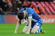 Arsenal defeat brave Wigan on penalties to reach FA Cup final