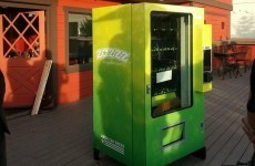 Colorado gets its first marijuana vending machine