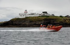 Lifeboat crew save four as boat gets stuck in mud in Lough Mahon