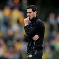 Mark McHugh 'needed a bit of time out' as shock exit from Donegal panel confirmed