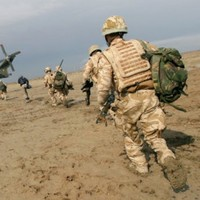 Final British forces withdraw from Iraq