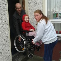 Expert says disabled child's home needs overhaul - council says there's no money