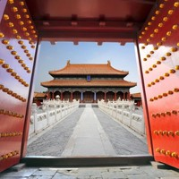 Pics: Take a trip to Beijing's Forbidden City - before it starts limiting visitors
