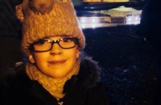 """Little girl makes """"bucket list"""" of things to see before she goes blind, Internet helps out"""