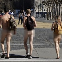German city creates official 'naked zones' where people can wander in the nip