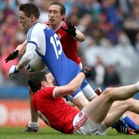 No change with black card, says the man on the end of last year's most talked-about tackle