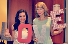 Taylor Swift surprised a super-fan by showing up to her bridal shower... it's The Dredge