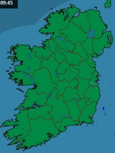 'Good drying' today says Met Eireann as temperatures reach 17 degrees Celsius