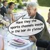 15 people you'll always meet at an Irish wedding
