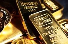 Irish people own €69 million in gold