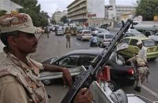 Pakistani Taliban kill 12 in naval base attack