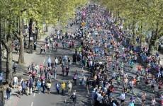London Marathon death sparks charity donations surge
