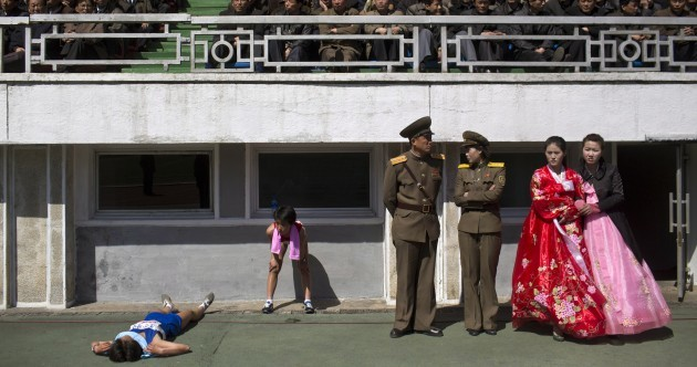 10 pictures from inside North Korea as Pyongyang Marathon takes centre stage