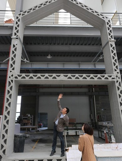 Ten houses built in 24 hours? All is possible with 3D printing