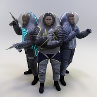 NASA is asking you to vote on what the next spacesuit looks like