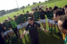 Royal mess: selectors quit Banty's Meath set-up