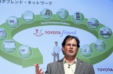 Toyota to set up social networking service