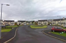 Explosive device thrown into a house in Donegal