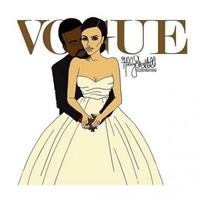 Kim Kardashian shared this Irish illustrator's sketch with her 13m Instagram followers