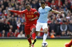 Daniel Sturridge could be fit for Liverpool's game this weekend