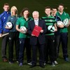 The Government will invest €7.4 million in grassroots soccer, rugby and GAA this year