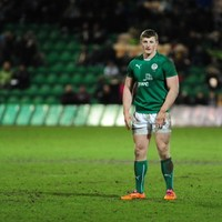 Strong club rugby in Ireland helping to develop U20 internationals - Ruddock