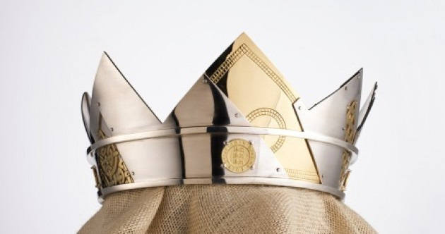 Brian Boru's being given a new crown, made from the Irish diaspora's silver and gold