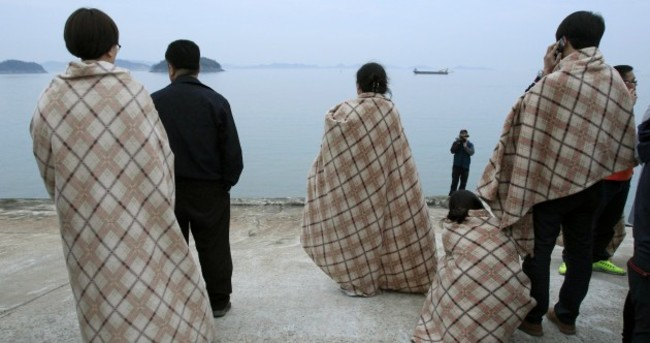 Hundreds of people missing, feared dead in ferry disaster