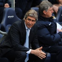 City mentally tired, says Manuel Pellegrini as title hopes fade