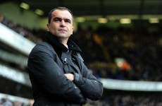 Arsenal will drop points, insists Martinez