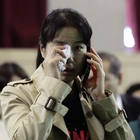 'Mom, I love you': The heartwrenching text messages sent from South Korea's sinking ferry