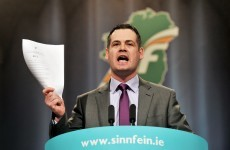 Fine Gael and Labour are 'austerity junkies' failing to attract investment - Pearse Doherty