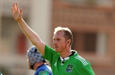 Englishman Wayne Barnes to referee Munster's clash with Toulon