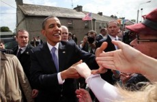 """Are you ready for one Mr. President?"" – Barack Obama has a pint with his relatives in Moneygall"