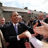 """""""Are you ready for one Mr. President?"""" – Barack Obama has a pint with his relatives in Moneygall"""
