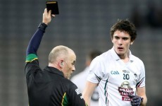 GAA will 'reserve judgement' before thinking about black card changes