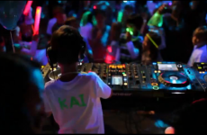 New York nightclubs are now holding parties for under 12s