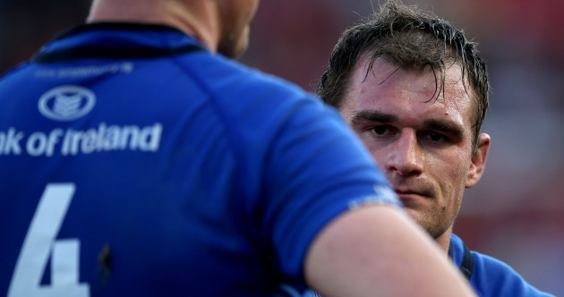 Cup rugby from here on in for Ruddock and Leinster