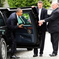 On a journey to find 'his inner Irishman' - how the US media is reporting Obama's visit