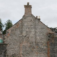 Houses to be knocked - because they're not medieval