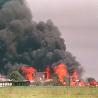 The Waco siege ended on this day 21 years ago, leaving 79 dead