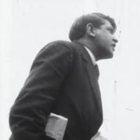 Video: Watch Michael Collins address a crowd before it gets broken up by gunshots