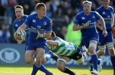 As it happened: Leinster v Treviso, Pro12
