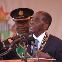 "Robert Mugabe isn't impressed with Europe's ""homosexual nonsense"""