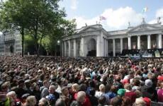 LIVE: (Not) Cardinal Brady's liveblog from Obama's concert