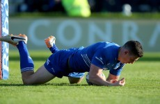 O'Connor excited by playmaking potential of Leinster centre Noel Reid